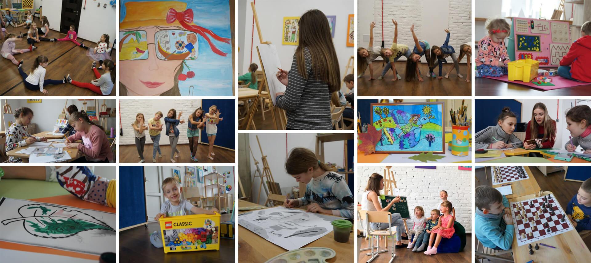 Літній табір у дитячій артстудії «Море» - Дитяча артстудія МОРЕ