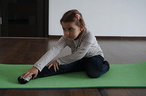 Йога для дітей: що ти повинен знати!?
