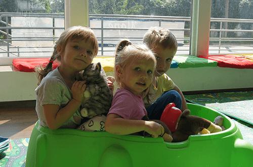 Літній табір у дитячій артстудії «Море»