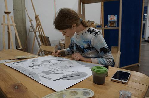 Малювання та живопис