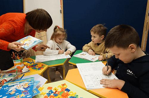Дошкільна підготовка